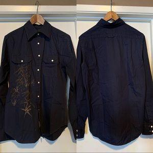 Guess Men's Button Down Shirt